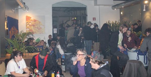 NPK Cannabis Club hosting Dabadoo and Mila Jensen