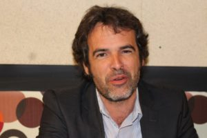 Oriol Casals Madrid of Observatorio Civil de Drogas