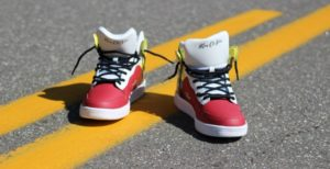 New Front View King of Soles Bob Marley Shoes