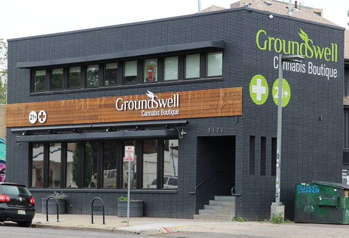 Denver Dispensary Review: Groundswell on Colfax