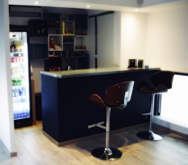 Snack Bar at The Wave Cannabis club BCN