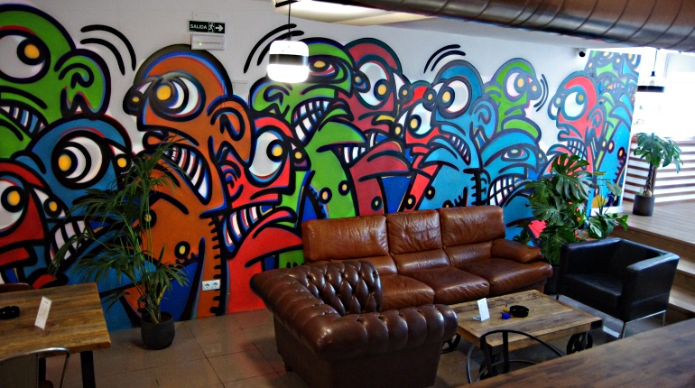 Feature image for Tresor marijuana club review