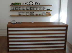 Marijuana dispensary at Tresor Cannabis Club Barcelona