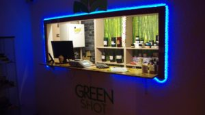 Green Shot Cannabis Club Madrid Feature Image