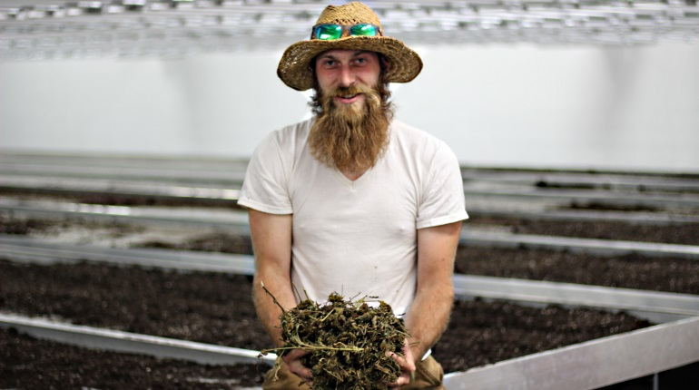Feature Image Zak Lapan Maine Hemp Farmer Profile