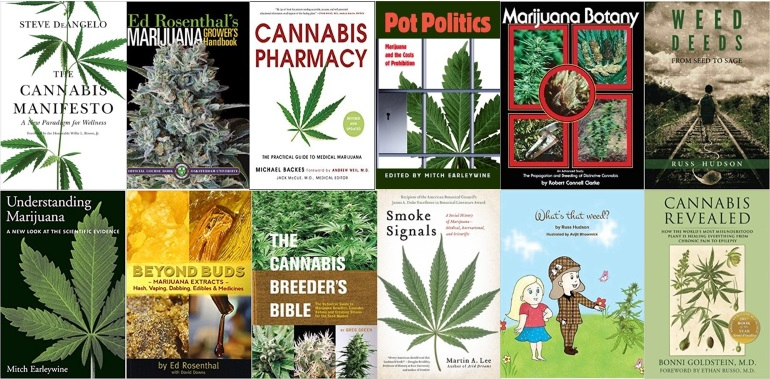 Feature Image for Marijuana Books Page