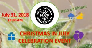 Feature image for Xmas in July Maine Cannabis News Event
