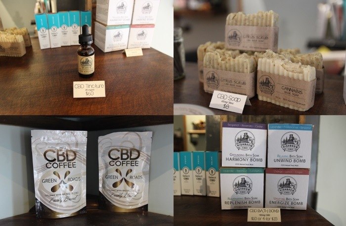 CBD Products at Herban Cannoisseur jpg