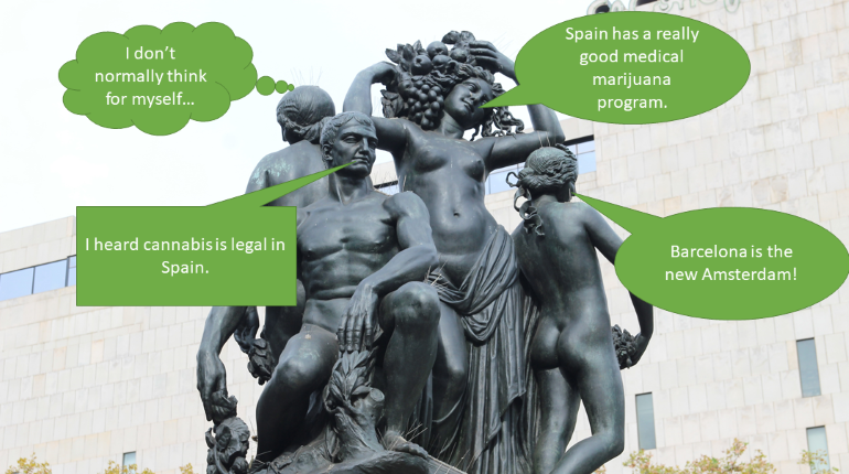 Feature image for Top 14 Barcelona Cannabis Club Myths Destroyed