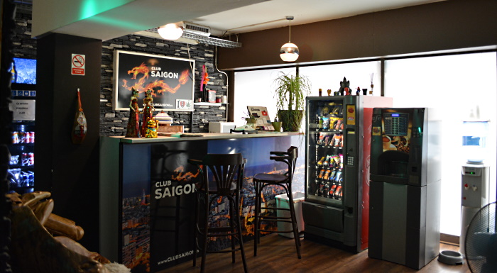 The Cannabis Dispensary at Saigon - Best Barcelona Social Club