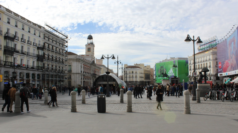 It is illegal to publicly possess cannabis in Madrid