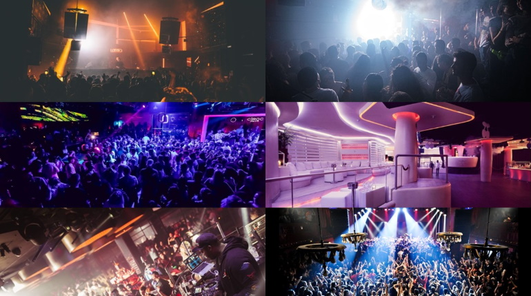 Feature Image for Top 8 Night Clubs in Barcelona