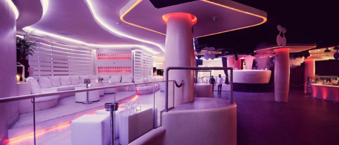 Pacha Barcelona - Restaurant and Night Club