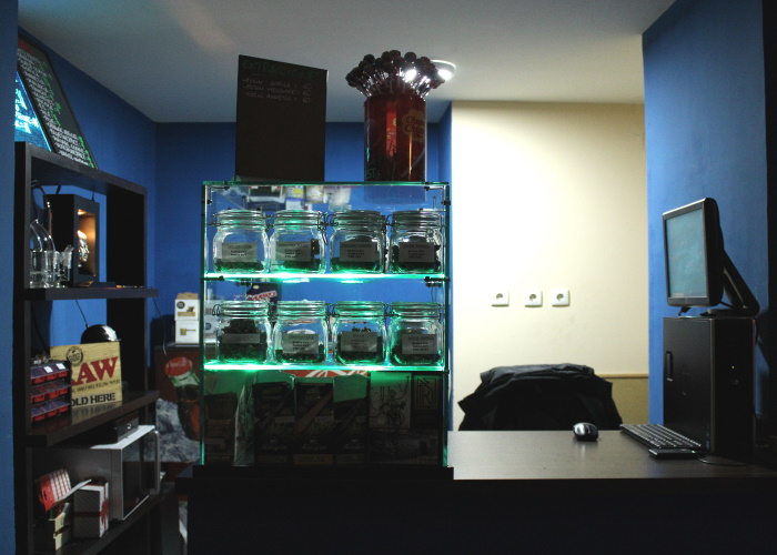 Sonora cannabis club offers a wide selection of paraphernalia