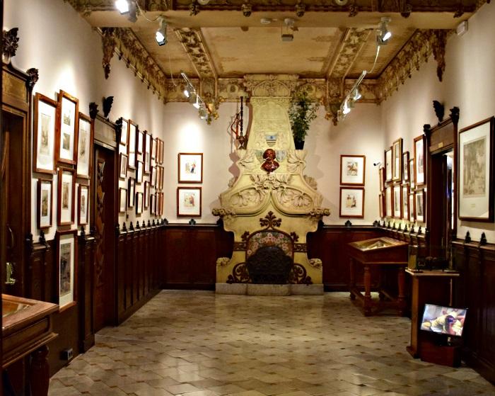The Hash Hemp and Marihuana Museum in Barcelona